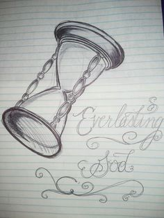 Sketch hourglass