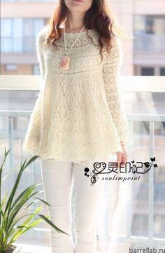 Fabulous Crochet a Little Black Crochet Dress Ideas. Georgeous Crochet a Little Black Crochet Dress Ideas. Black Crochet Dress, Crochet Tunic, Lace Knitting, Crochet Clothes, Knit Dress, Crochet Top, Crochet Woman, Crochet Fashion, Beautiful Crochet