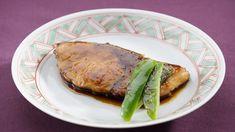 Sakana no teriyaki (Teriyaki-style fish)