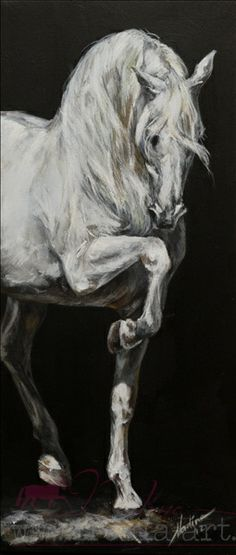 Painting gallery » Equestrian Art & Photography by Nadina Ironia