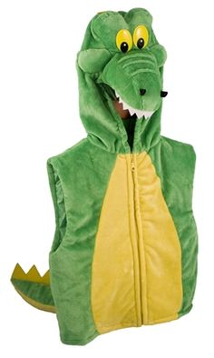 Magtoys Udklædning Krokodille 4706033942569