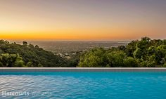 Adelaide Hills. City Views. Green. Luxury. Comfort. Swimming pool. InDaily.