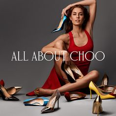 All About Choo (Jimmy Choo Pre-Fall 2016)