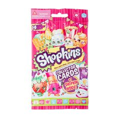Shopkins Collector Cards
