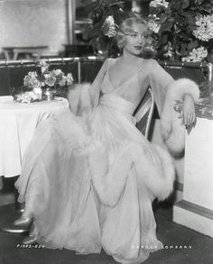 Dirty Fabulous: Fashion Icons Through The Ages: The Glamourous 30's - Part 1