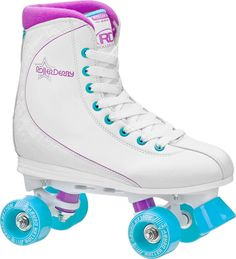 Roller Derby Roller Star Women's Size 7 Freestyle comfort fit boot with padded lining, reinforced heel support, and lace closure RTX Pro Chassis Urethane wheels bearings Roller Derby Skates, Roller Derby Girls, Quad Skates, Roller Skating, Freestyle, Soul Sisters, Besties, Skate Girl, Skate 5
