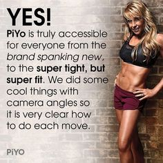 PiYo Test Group