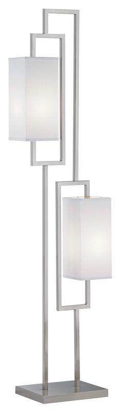 Possini Euro Floating Floor Lamp | 55DowningStreet.com