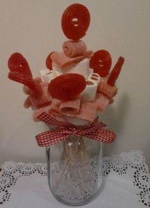 IMG_0471 Jar, Valentines, Sweets, Candy, Babyshower, Christmas Treats, Cookies, Candy Centerpieces, Candy Stations