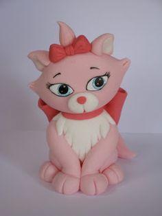Cat cake Topper.