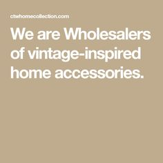 World buyers wholesale gifts and home decor