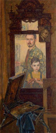 Владимир Муллин-Фотография отца (Vladimir Mullin - Photo of the father)