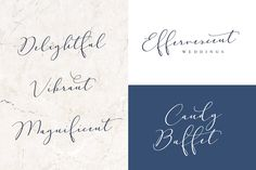 Adorable Handwritten Script Font by VladCristea on @creativemarket