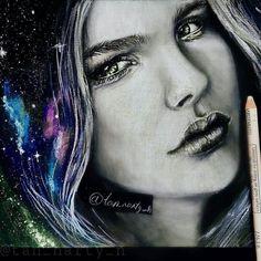 Repost from @tan_narty_n  Космическая барышня. .. кого вам напоминает?  #space #portrait #artwork #instaart #coloredpencil #drawing #art #realistic #arts_help #instagram #painting #art #pencil #myart #tagsforlikes #ladyterezie #young_artists_help #chloemoretz #artist #followme #instapic #sketch #galaxy #celebrity #myart #портрет #рисунок #девушка   FOLLOW @ladyterezie & TAG your artworks #LADYTEREZIE to be FEATURED!  HOT TIPS CLICK link in my profile   via http://instagram.com/ladyterezie