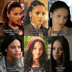 Bianca Lawson. Playing a 17 year old since 1995.
