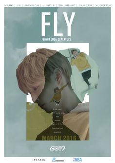 [You can Click Visit Original Link!!! You will find Junior'name write correctly]. GOT7 <FLIGHT LOG : DEPARTURE> #FLY  #GOT7 #Mark