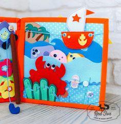 Развивающие книжки и игрушки RED FOX|Беларусь