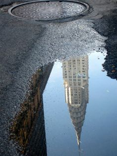 Empire State of Mind. By Unknown. #NewYork #Photography #Art