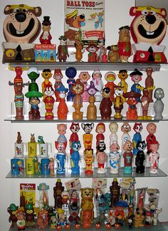 By Jessica.Nicole vintage retro toys  ~She neatly organized my childhood.~