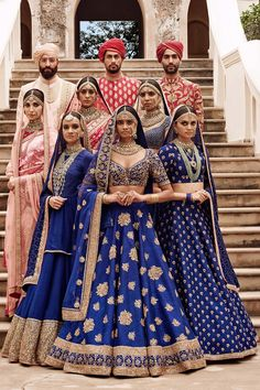 2019 Bridal Sabyasachi Lehenga Prices You Always Wanted To Know About - Call/WhatsApp for more details Purchase Indian Bridal Outfits, Indian Designer Outfits, Indian Dresses, Indian Clothes, Sabyasachi Lehenga Bridal, Pakistani Bridal, Brocade Lehenga, Indian Bridal Lehenga, Lehenga Choli