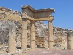 Solunto, Sicily, Italy