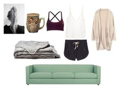 Sick day by maddy-adams on Polyvore featuring polyvore, fashion, style, Amen., Victoria's Secret, Lucas Hugh, CB2 and Pom Pom at Home