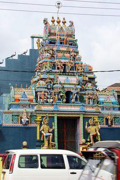 Sri Lanka. Temple