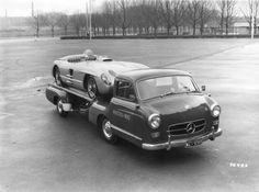 qbyq:  Mercedes-Benz Renntransporter, 1954