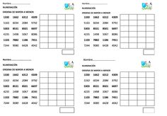 Decenas y unidades | Math Activities | Pinterest