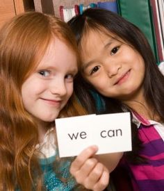 Yes We Can - link to great article about self-esteem in girls (studies show a girl's self-esteem peaks at around age 9)