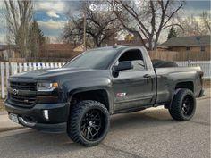 Dodge Trucks Lifted, Chevy Trucks Older, Custom Chevy Trucks, Chevy Pickup Trucks, Gm Trucks, Chevrolet Trucks, Small Trucks, Chevrolet Camaro, Chevy Silverado Single Cab