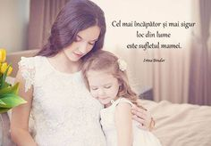 IRINA BINDER - Insomnii My Children Quotes, Quotes For Kids, 8 Martie, Life Quotes, Flower Girl Dresses, Parenting, My Favorite Things, Wedding Dresses, Blog