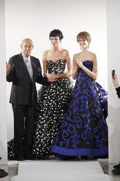 #Oscar de la Renta, RIP
