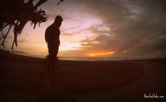Sundown - Rialto Beach - Olympic National Park