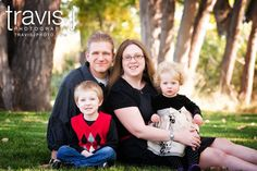Fall Family Pictures, Black and Red, Outdoors, Travis J Photography, Colorado