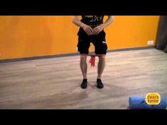 How To Fix Knocked Knees (Genu Valgum) With Correction Exercises - YouTube