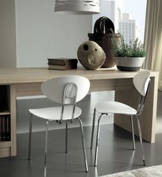 Mobiliario italiano de Gatto cocina Dining Chairs, Dining Table, Kitchen Design, Modern Kitchens, Furniture, Home Decor, Cooking, Decoration Home, Design Of Kitchen