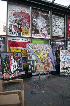 Vernissage Street Art au New Hotel of Marseille
