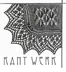A passion for knitted Lace- beatiful lace shawls