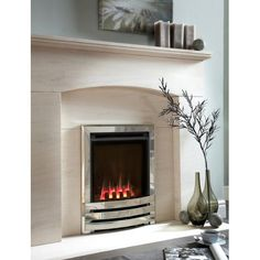 flavel caress contemporary high efficiency gas fire gas fires