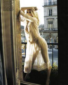 Claudia for Vogue Italia