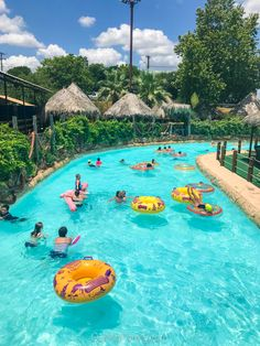 If your summer travels bring you to Texas this year and you are near San Antonio, make a short drive out to Schlitterbahn New Braunfels to enjoy the world's best waterpark voted 20 years in a row!