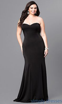 Gorgeous Elegant Black Dress Plus Size Ideas 70 Outfit Style