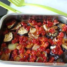 Mediterrán rakott zöldségek