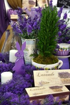 #Lavender - absolute purple #home #interior #design