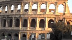 Italy Travel Show - The Roman Coloseum