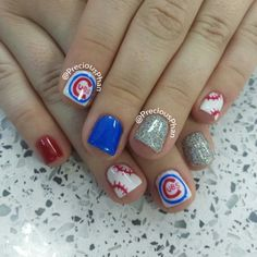 Baseball, cubs, chicago,Wrigley field. Cubs, nails