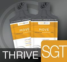Le-Vel is proud to present its newest innovation in nutritional supplementation, and its newest addition to the Thrive Plus line - Sublingual Gel Technology. MOVE is a premium gel formula that supports joint health and joint lubrication, giving the body the essential nutrients it needs to offer: Joint Support Joint Lubrication Inflammation Support Flexibility Support Mobility Support