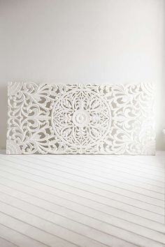 Shop Sienna Carved Headboard at Urban Outfitters today. Headboard Designs, Bedroom Decor, Bedroom Inspirations, Apartment Furniture, Bedroom Design, Carved Headboard, Home Bedroom, Home Decor, Affordable Furniture