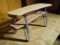 metal floor wood leg bracket - Google Search
